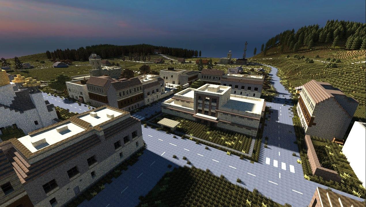 майнкрафт здания как делать