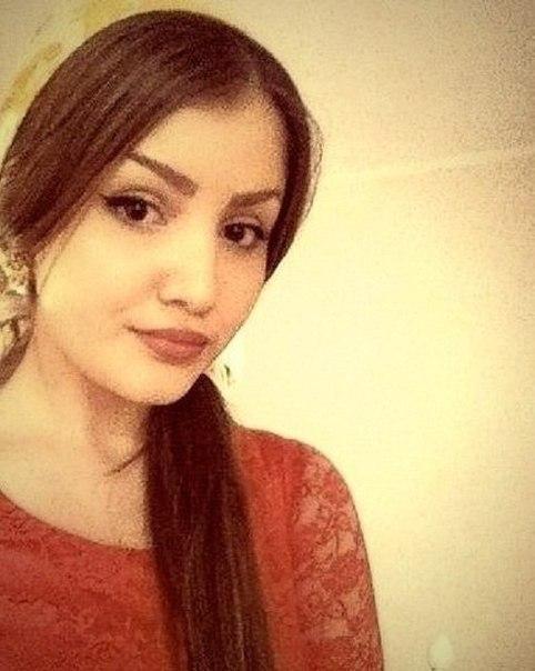 Самая красивое чеченских девушек