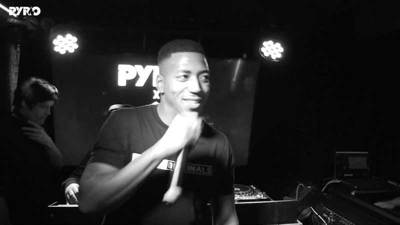 Trends B2B Boylan With Riko Dan - PyroRadio x Mean Streets Recs @ BoxPark Shoreditch - (06122018)
