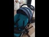 Прогулочная коляска-трость JETTA