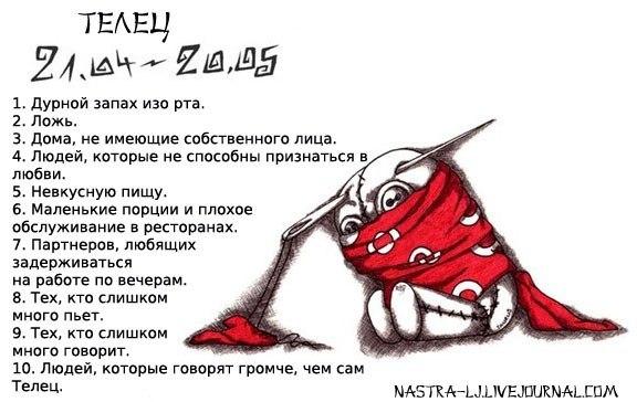 по знаком зодиака: