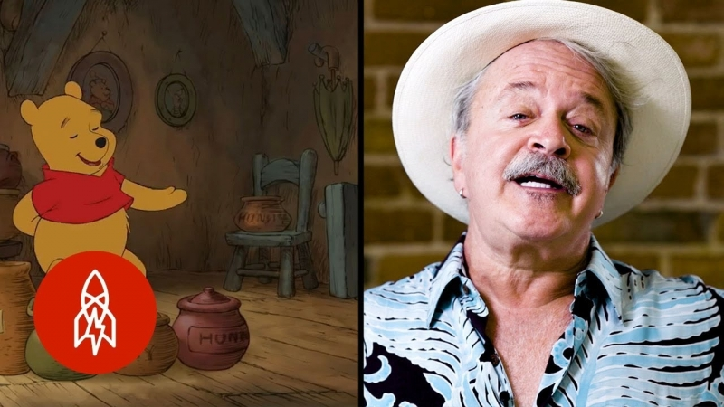 Meet the Voice of Winnie the Pooh … and Tigger Too