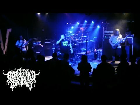 ABERRANT CONSTRUCT - RIPPED IN FUCKING HALF [LIVE VIDEO] (2018) SW EXCLUSIVE