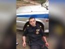 Ижевск.Полицейский застрелил вора напавшего на него с ножом