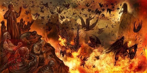 10 самых увлекательных описаний ада Почти каждая культура или религия в мире описывает существование своего рода подземного мира или ада. Эти описания часто необычны тем, как в них определяют