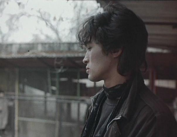 Кадры из фильма «Игла». Дата премьеры: 16 сентября 1988 г.Режиссер: Рашид Мусаевич Нугманов