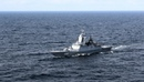 Вести.Ru: Два корвета Балтфлота сопровождают американские эсминцы с ракетами