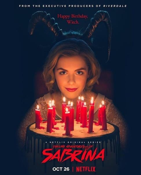 Леденящие душу приключения Сабрины (1, 2 сезон)