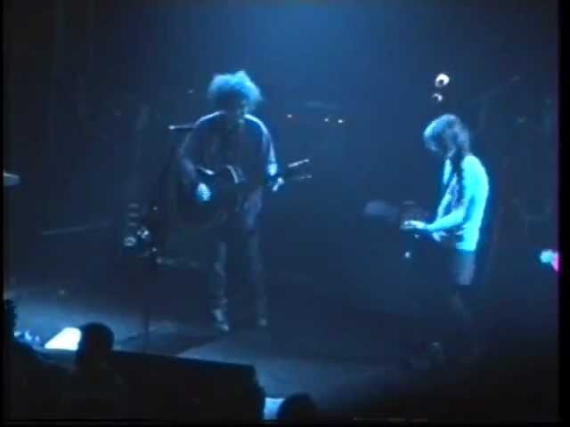 The Cure - Push & Inbetween Days live in Pais, le bataclan 1996