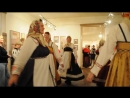 Тарногские пляски. Россия, Вологодская область..AVI