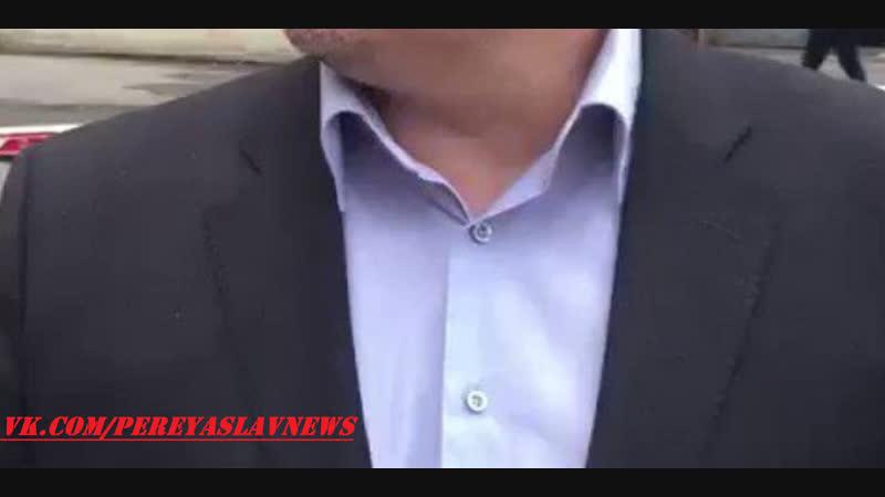 Семенченко про задержанных в Тбилиси украинцев, которых правоохранители Грузии подозревают в нелегальном приобретении оружия.