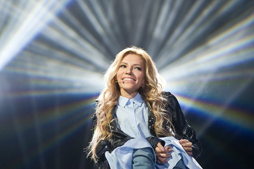 """Yulia Samoilova will come to St. Petersburg for the festival """"step towards"""" & quot;"""