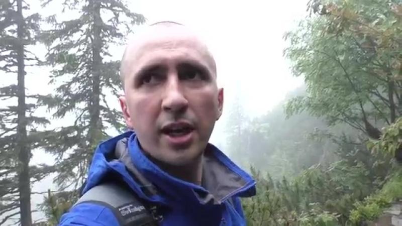 Долина Пяти Озер, Горы Татры. Польша. Лето 2017--yuklip-scscscrp