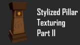 Stylized Texture in Substance Painter 2018 (Part 2)