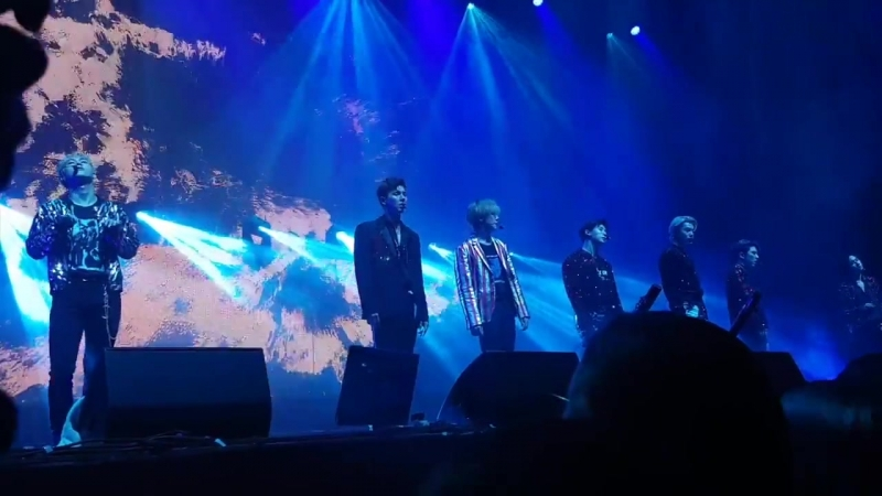 [VK][180620] MONSTA X fancam @ THE 2nd WORLD TOUR THE CONNECT in Amsterdam