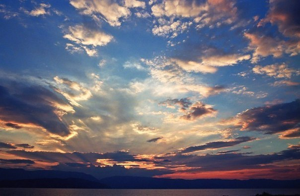 Красоты неба