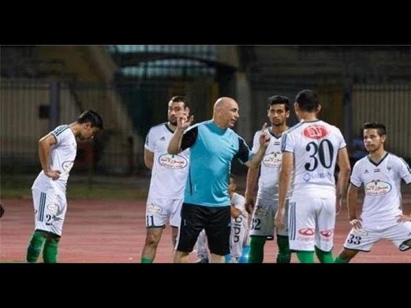 مباراة المصري ونهضة بركان المغربي بالكون 16