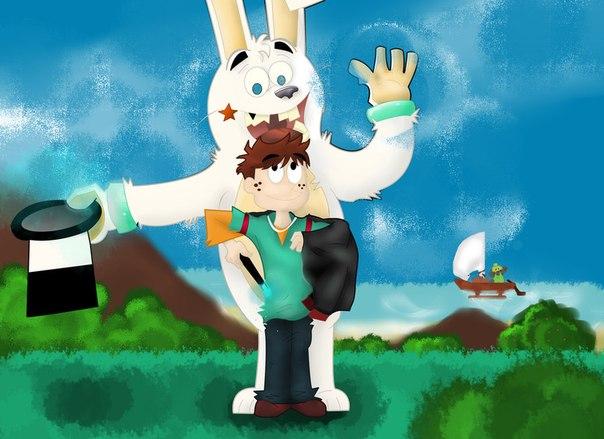 Смотреть супер кролик реккит все серии