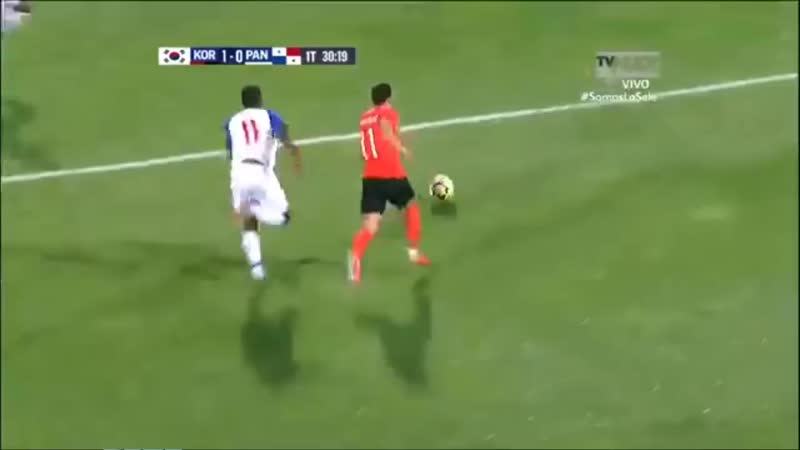 Korea Republic vs Panama 2-2 Highlights All Goals _ International Friendly