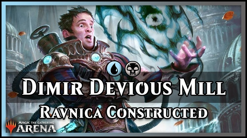 Dimir Devious Mill — Ravnica Constructed Event Deck | Magic / Arena