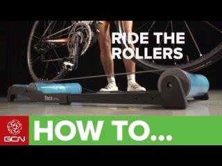 How To Cycle On The Rollers - Indoor Bike Training With Rochelle Gilmore