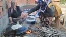Cizleme, Akıtma,Krep nasıl Yapılır köyde doğal hayat