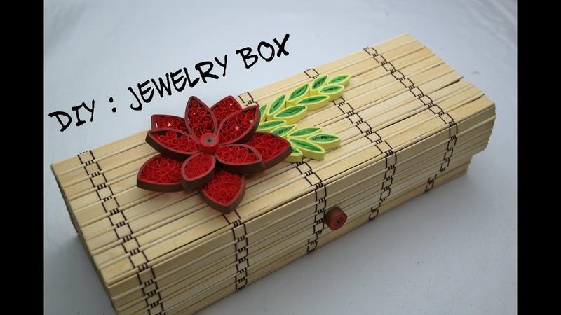DIY How To Make Jewelry Box - DIY Jewelry Boxes