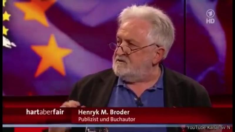 2014-05-12 ARD, hart aber fair Die Euro-Klatsche EU-Gegner vor dem Triumph