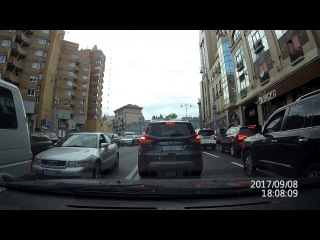 Взрыв автомобиля в Киеве,