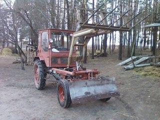Оборудование | Трактор Т-16 самоходное шасси | ВКонтакте