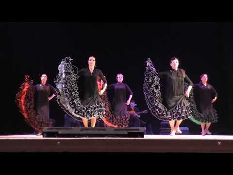 Фламенко на гитаре Фламенко Испания фламенко c юбками Flamenco guitar