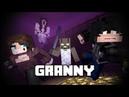 Granny Horror Movie (Full part) - minecraft animation