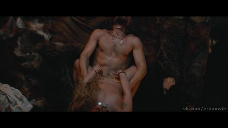 Александра Бортич - Викинг (2016) (эротическая постельная сцена из фильма знаменитость трахается голая sex scene)