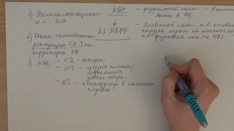 НДС простыми словами | Базовый курс | Схема НДС | Бухгалтерский учет | Бухучет | VAT | Суть НДС