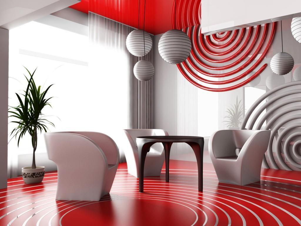 Авангардный стиль в дизайне интерьера
