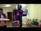 Трансформеры на детский праздник в Борисове