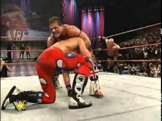 Shawn Michaels & Steve Austin vs. British Bulldog & Owen Hart (Tag Team Championship) 5/26/1997