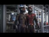 Человек-муравей и Оса Ant-Man and the Wasp