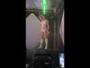 Интересное лазерное шоу