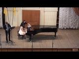 C.Saint-Saens  Sonata for clarinet  Joseph Horovitz - Sonatina for clarinet
