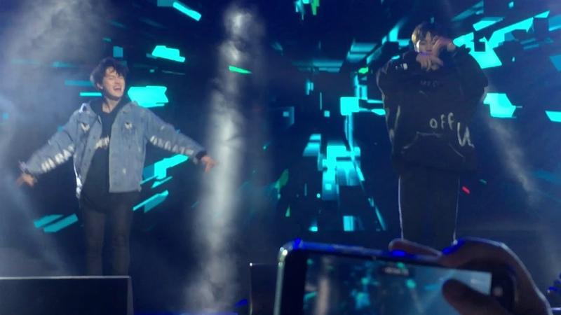 LUCENTE live concert in Dubai by DJMC Bao Kogun