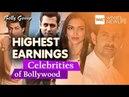 Highest Earnings Celebrities of Bollywood Bolly Gossip