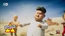 Зажигательная песня Ким Чен Ына Заповедник выпуск 32 сюжет 3 16