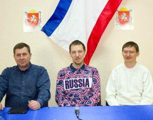 В информцентре «Крымского фронта» обсудили попытки саботажа референдума (ФОТО)