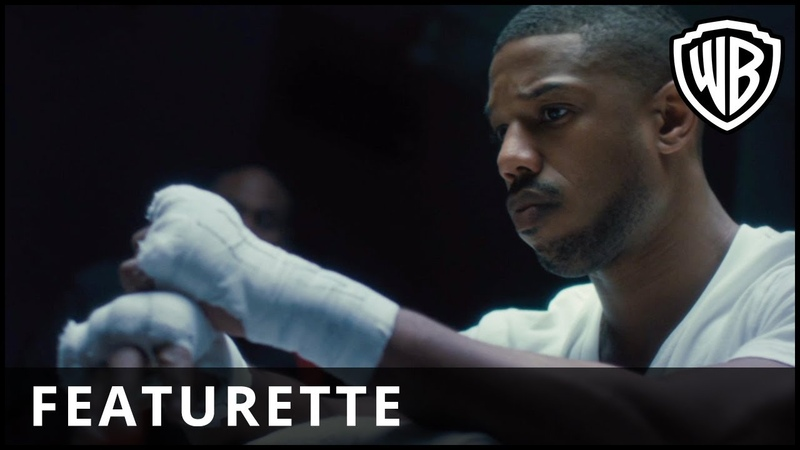 """CREED II Sylvester Stallone Dolph Lundgren Creed II"""" Featurette Warner Bros UK"""