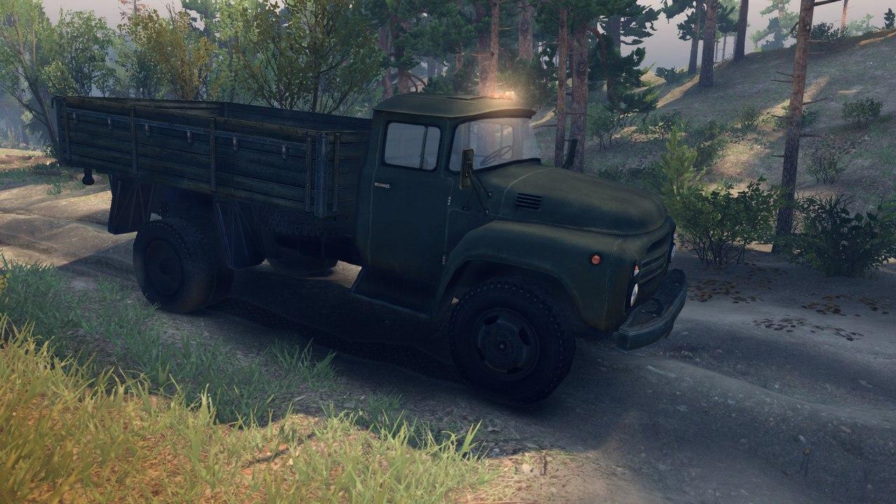 ЗиЛ-130 для Spintires - Скриншот 2