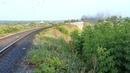 Козельск Поезд со стороны мех завода