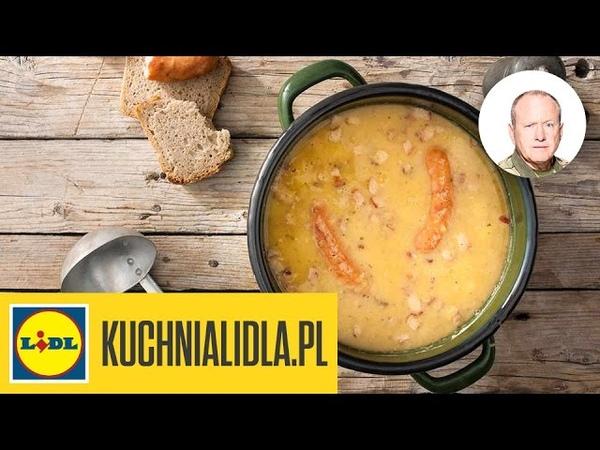 🍲 Grochówka wojskowa - Ppłk Krzysztof Przepiórka – przepisy Kuchni Lidla