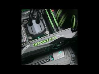 GeForce Garage: мод в стиле кейса CS:GO на GeForce GTX 1080