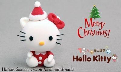 Hello kitty своими руками